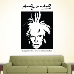 Everyone Will Be Wall Decal