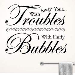 Wish Away Your Wall Decal